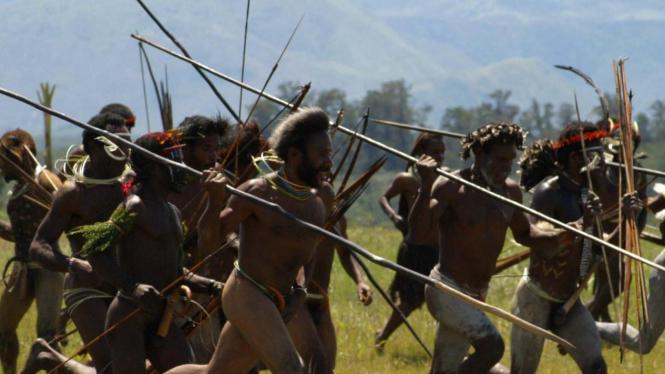 Suku di Papua