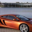 5 Fakta Unik Supercar McLaren MP4-12C