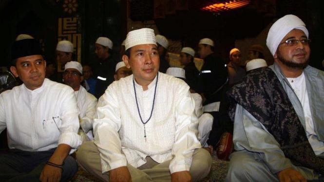 Tommy Soeharto, Yudi Chrisnandi dan Habib Munzir Al Musawa