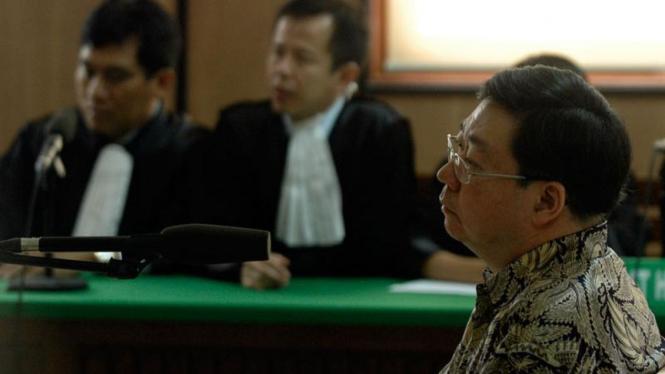 Robert Tantular Divonis 4 Tahun Penjara