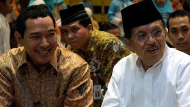 Tommy Soeharto dan Jusuf Kalla