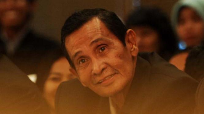 Mantan Wakil Ketua KPK, Tumpak H Panggabean