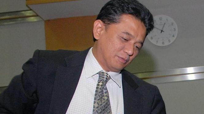 Wakil Ketua KPK, Chandra M Hamzah
