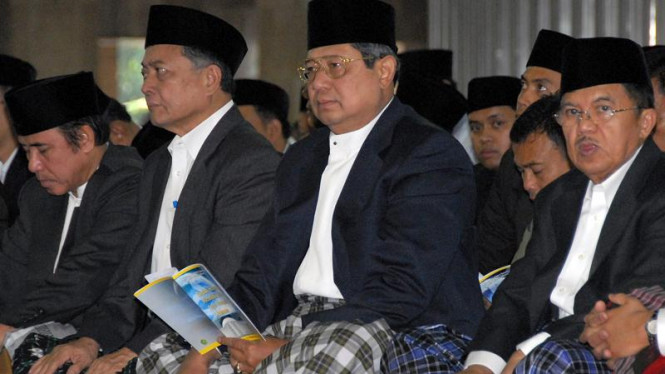 Shalat Ied di Masjid Istiqlal, Jakarta