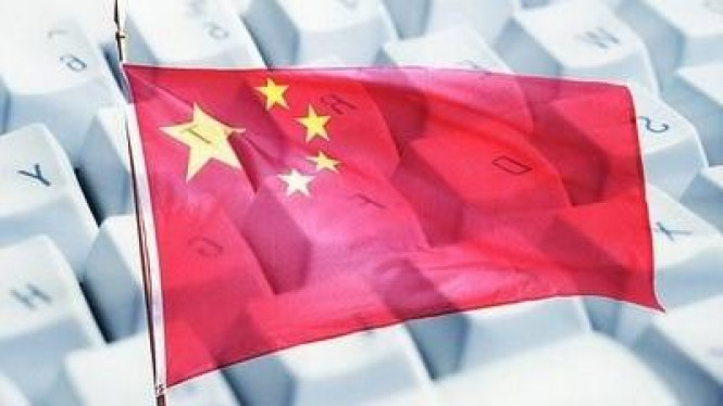 Sensor internet di China