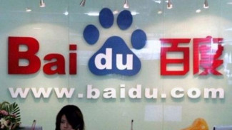 Kantor Baidu di China.