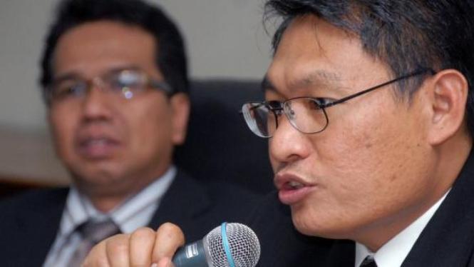 Ketua Lembaga Perlindungan Saksi dan Korban (LPSK), Abdul Haris Semendawai