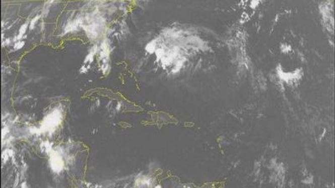 Foto satelit cuaca