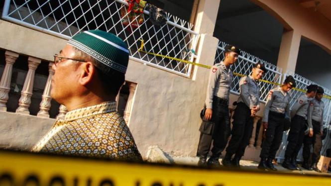 Penggerebekan Teroris di Ciputat