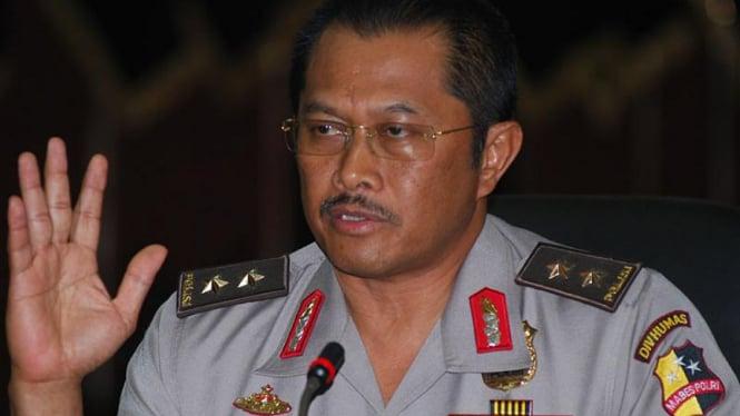 Mabes Polri Pastikan Jenazah Teroris : Nanan Sukarna