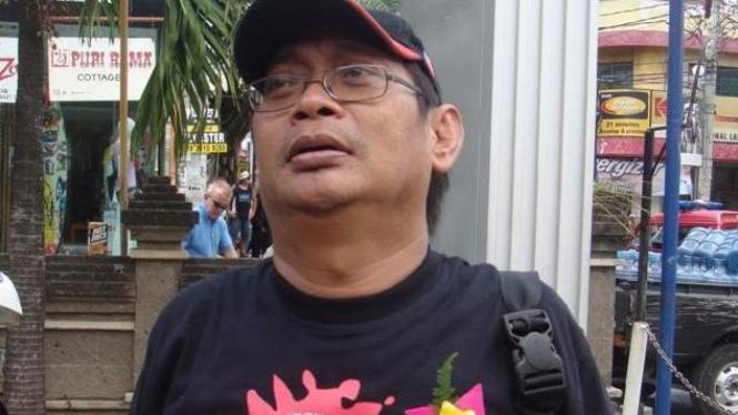 Hermawan Sulistyo.