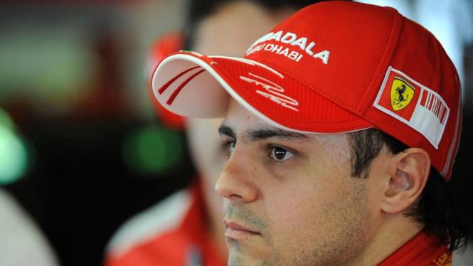 Felipe Massa Siap Berlaga Lagi Untuk Ferrari