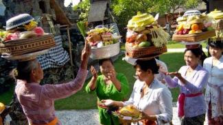 Mimpi Indonesia Jadikan Ubud Destinasi Wisata Gastronomi Dunia