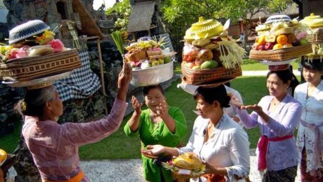 Pura Desa Gede, Desa Peliatan, Ubud, Bali