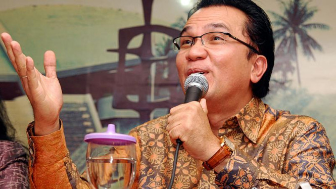 Anggota Komisi I DPR, Tantowi Yahya.
