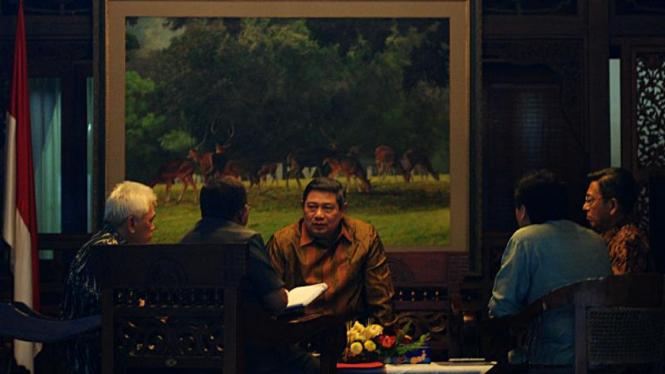 SBY Di Puri Cikeas