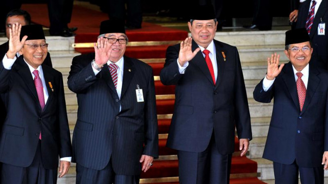Pelantikan Presiden dan Wapres RI