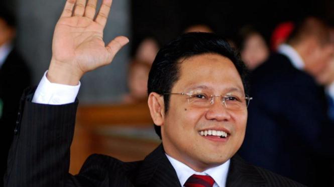 Pelantikan Presiden :  Muhaimin Iskandar