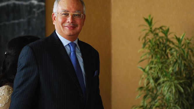 Mantan PM Malaysia Najib bin Tun Abdul Razak