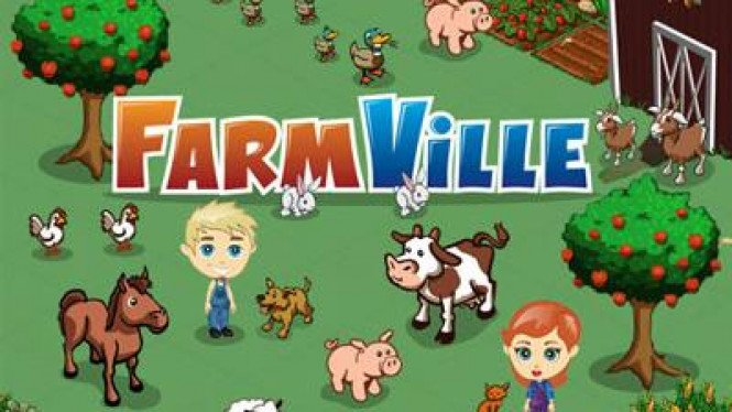 FarmVille, game terpopuler di Facebook