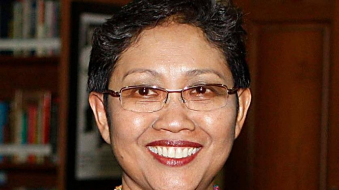 Menteri Kesehatan Endang Rahayu Sedyaningsih