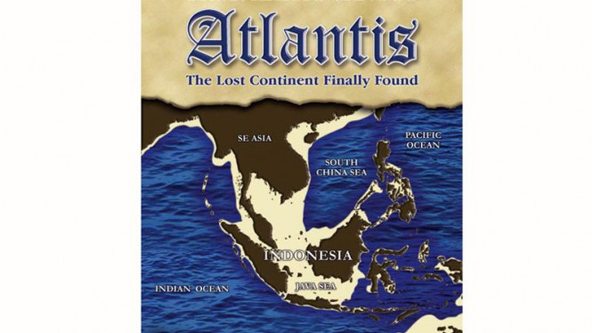 Cover Buku Atlantis