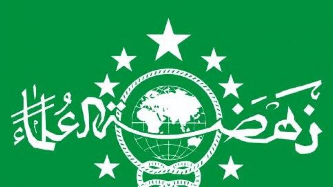 Lambang NU (Nahdlatul Ulama).