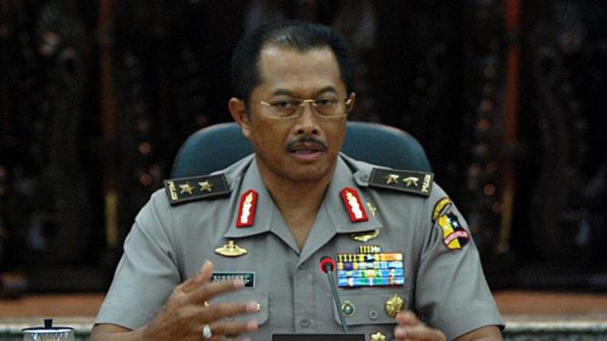Polri: Nanan Sukarna