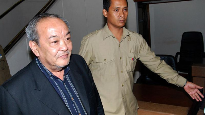 Anggodo Widjojo Dimintai Keterangan Oleh TPF