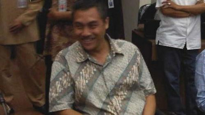 Ary Muladi saat dipanggil TPF Bibit-Chandra