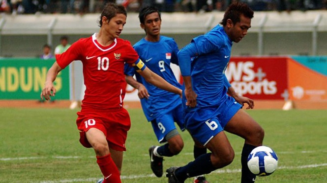 Pra Piala Asia U-19: Syamsir Alam