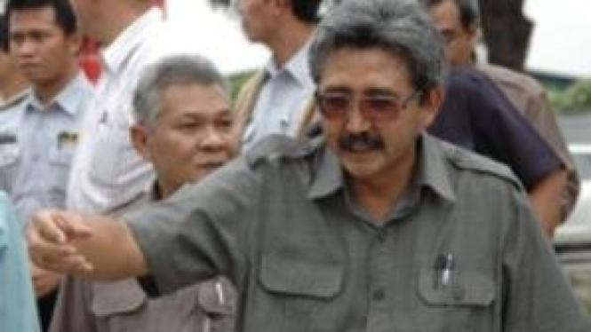 Wakil Menteri PU Hermanto Dardak
