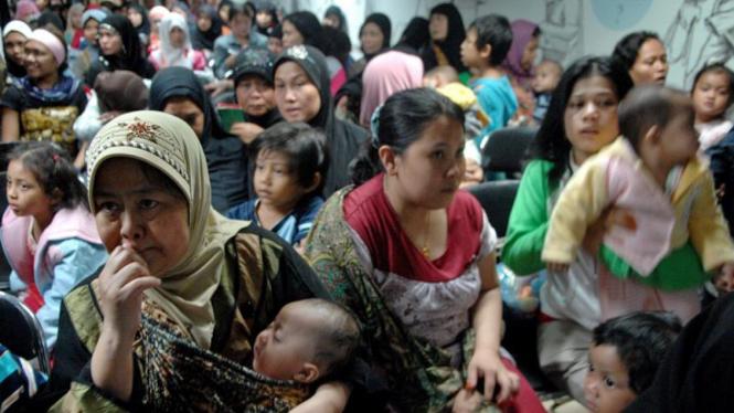 Pemulangan TKI Bermasalah : Bandara Soekarno-Hatta