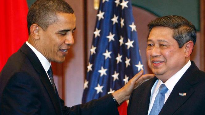 Lawatan Obama ke Asia: Obama dan SBY