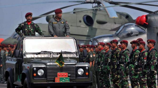 HUT Penerbad TNI AD: George Toisutta