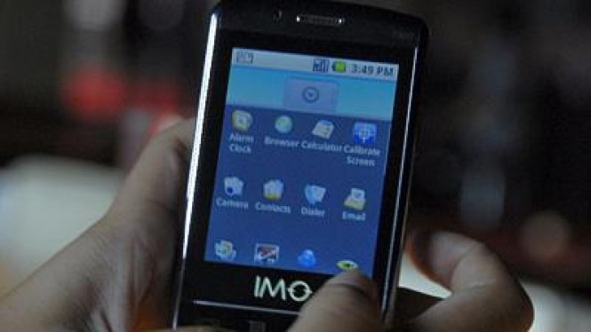 IMO S900, ponsel lokal pertama berbasis Android