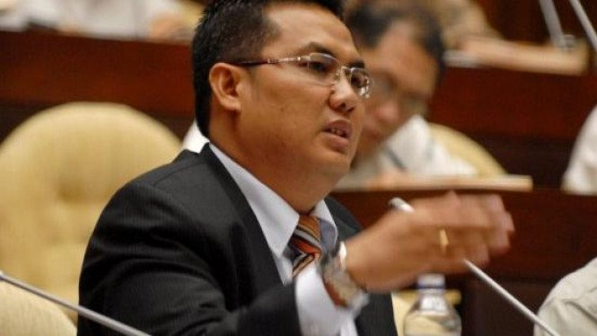 Menteri Pembangunan Daerah Tertinggal (PDT) Helmy Faishal Zaini