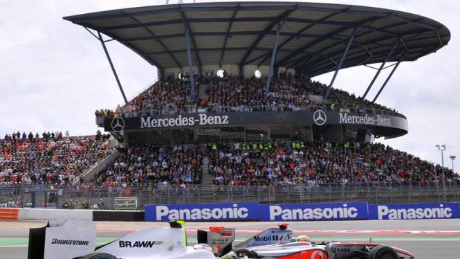 Mercedez Brawn : Mobil F1