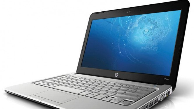 Komputer Laptop HP Mini