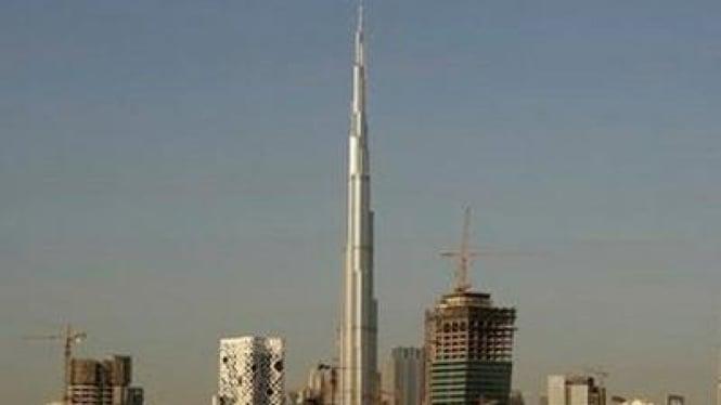 Suasana kota Dubai