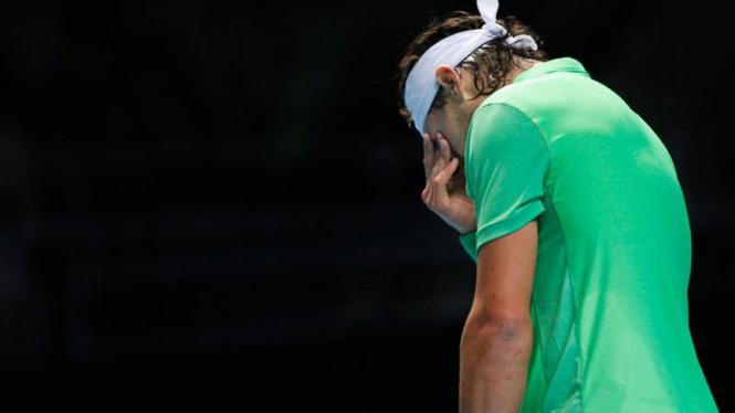 Djokovic Gagalkan Langkah Nadal : Rafael Nadal