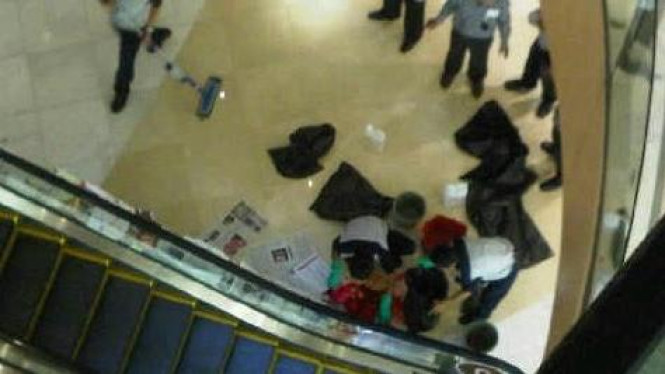 Korban tewas di Grand Indonesia