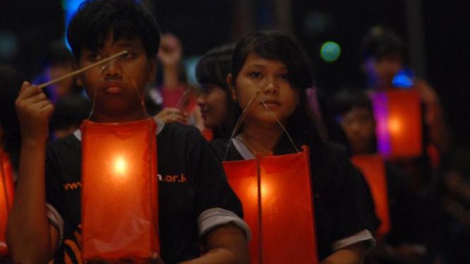Peringatan Hari AIDS Sedunia