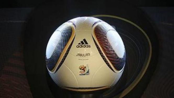 Jabulani, bola resmi Piala Dunia 2010