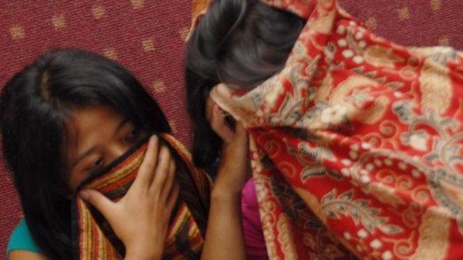 Dua wanita korban trafficking diamankan Polda Kalbar