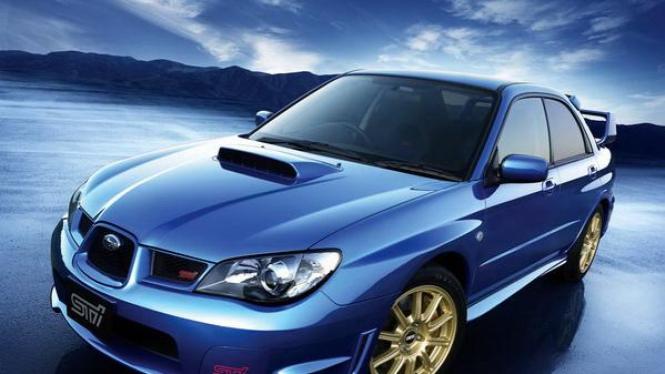 Subaru New Impreza
