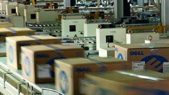 Salah satu pabrik Dell di Eropa dijual ke Foxconn