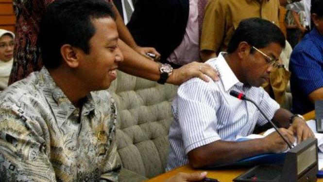 M Romahurmuziy (PPP) lihat Idrus Marham teken kontrak politik