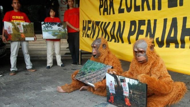 Aksi Greenpeace