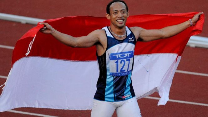 Sea Games Laos 2009: Suryo Agung Wibowo
